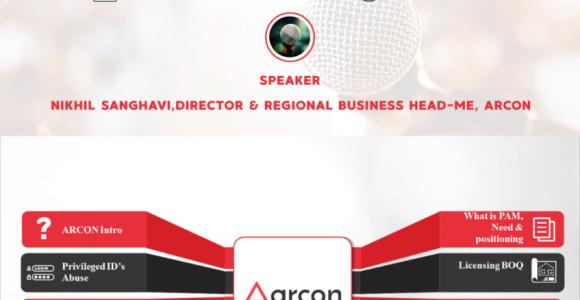 ARCON PAM Webinar