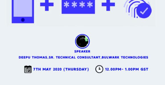 SecurEnvoy Webinar – 7th May 2020