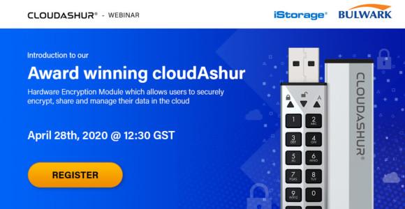 cloudAshur_webinar-invitation_28th April 2020
