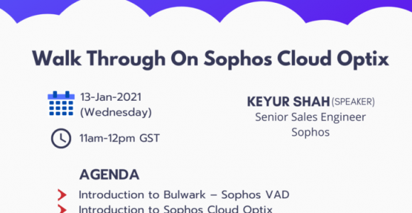 Introduction to Sophos Cloud Optix