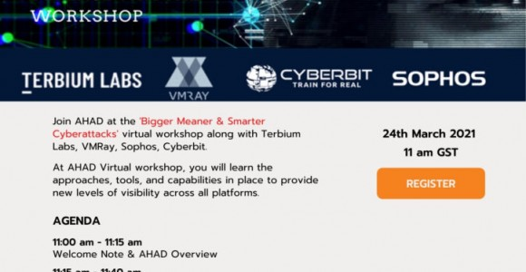 Advanced Cyber Defense Virtual Workshop